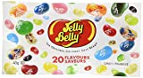 Jelly Belly Jelly Beans, 20 Assorted Flavours, 40-g