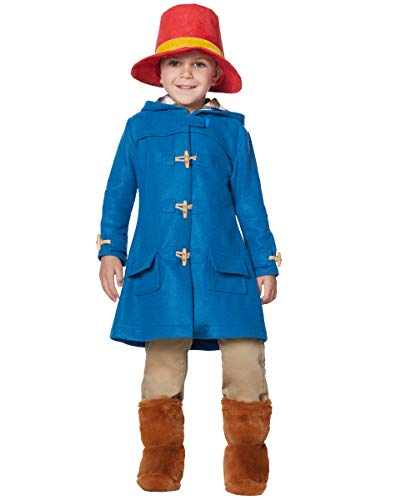 Spirit Halloween Toddler Paddington Bear Costume - Deluxe