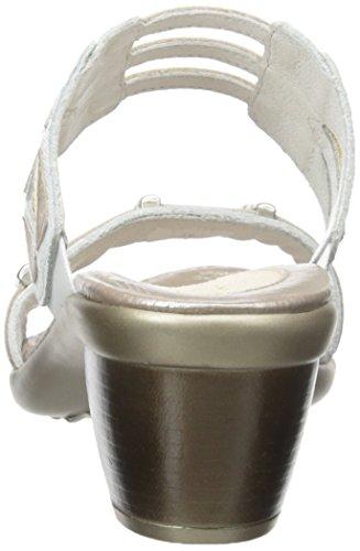 Snake Sandal Naot Dress Platform White Combo Women's Afrodita FYxZqSH