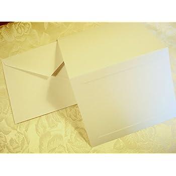 Amazon 50 set wedding or party rsvp response cards with 50 set wedding or party rsvp response cards with envelopes blank printable do it solutioingenieria Images