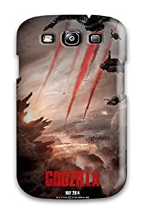 Hazel J. Ashcraft's Shop New Style Hot Tpu Cover Case For Galaxy/ S3 Case Cover Skin - Godzilla 2014 Pictures Movie