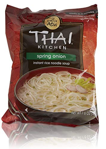 - Thai Kitchen Onion Instant Noodle, 1.6000-Ounce (Pack of 12)