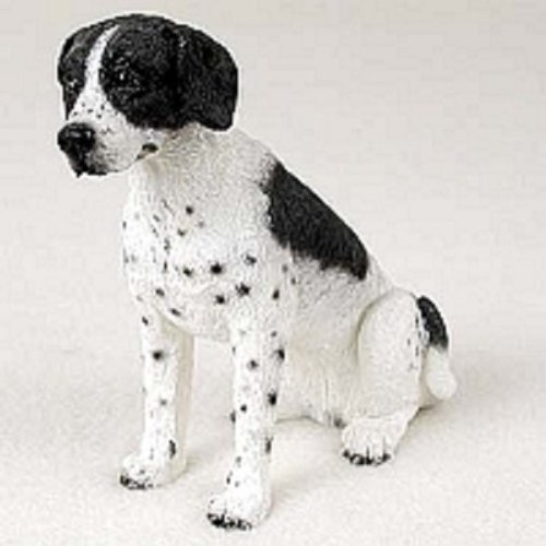 (Pointer Black & White Standard Figurine)