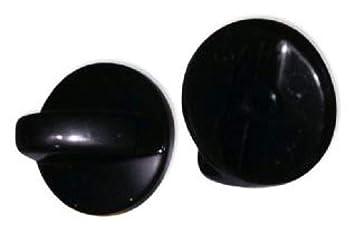 TEKA - Mando cocina Teka gas encimera medialuna negro s/e ...