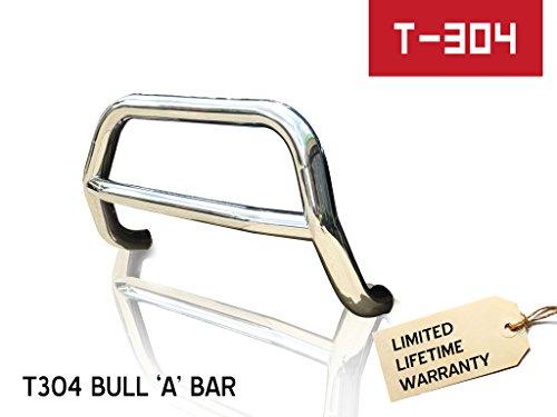 T-304 2006-2015 Toyota RAV4 Bull 'A' Bar 2.5″ S/S