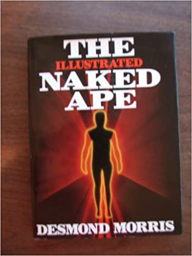 Illustrated Naked Ape, Morris, Desmond