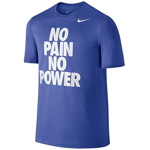 Nike Männer Nike läuft dieses Grafik T-Shirt Königsblau