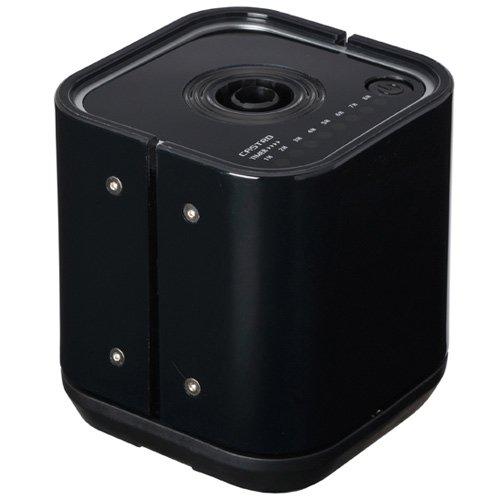 CASTRO コンセント式 蚊取器 ブラック RJ055ET09-B 4900808 B0026L5LM8ブラック