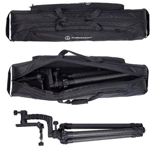 ProMediaGear Tripod Gear Gig Bag with Shoulder Strap and Adjustable Internal Divider, Large by ProMediaGear (Image #3)