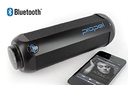 Review Propel 51070 Music Capsule