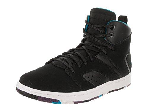 Nike Men's Air Jordan Flight Legend Black/Blue Lacquer-White AA2526-005 Shoe 11 M US Men