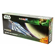 Revell Plo Koon's Jedi Starfighter Assembly Kit Spaceplane - maquetas de Naves espaciales (Assembly Kit, Spaceplane, Principiante, Multicolor)