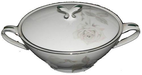 Noritake - Melrose 6002 - Sugar Bowl with Lid