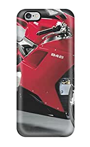 New Style DeirdreAmaya Hard Case Cover For Iphone 6 Plus- Motorcycle Pictures