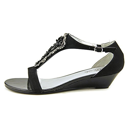 Bellini Womens Felicia Sangle À Bout Ouvert Sandales Mode Noir