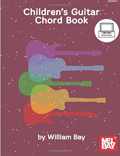 Mel Bay Childrens's Guitar Chord Book