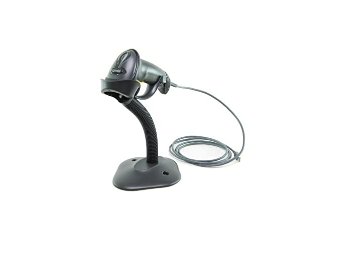 Amazon Symbol Ls2208 Barcode Scanner With Cable And Stand