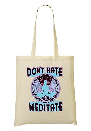 Odiare Non Borsa Spesa Meditate A Mano w8n6fPTU