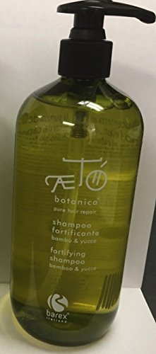 Aeto Botanica Bamboo & Yucca Fortifying Shampoo 16.9 oz