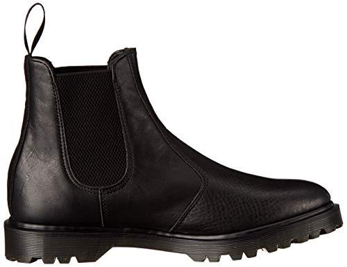 2976 Inuck Martens Schuhe Schwarz 16768001 Black Neu Chelsea Dr Boot Herren Nero Stiefel 16q45gwpq