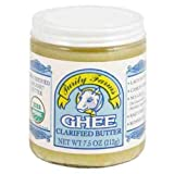 Purity Frm Purity Ghee Clarified Butter, 7.5-Ounce Boxes (Pack of 4)