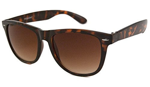 UrbanSpecs Sunglasses - Classics - Wayfarer Large / Frame: Tortoise Lens: - Sunglasses Wayfarer Walmart