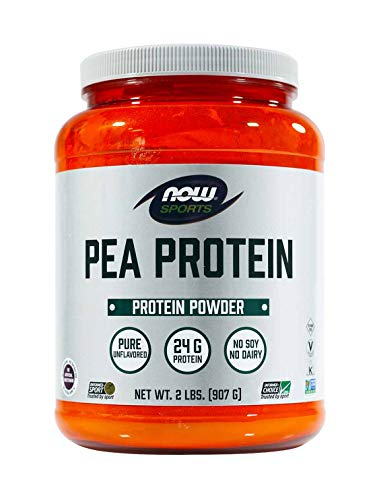NOW Sports Protein Natural Unflavored