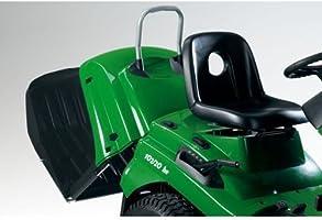 Tractor cortacésped con asiento Brill Crossover 102 - 15 h ...