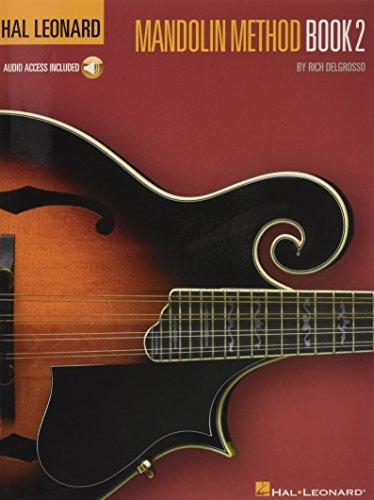 Hal Leonard Mandolin Method - Book 2 [DelGrosso, Rich] (Tapa Blanda)