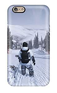 Iphone 5C Case, Premium Protective Case With fashion Look - Shaun White Snowboarding (3D PC Soft Case)