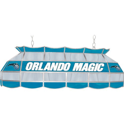 NBA Orlando Magic Tiffany Gameroom Lamp, 40'' by Trademark Gameroom
