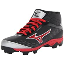 Mizuno 9 Spike Franchise 7 Youth Mid Molded Baseball Cleats