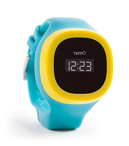 hereO GPS Watch for Kids (Lemon)