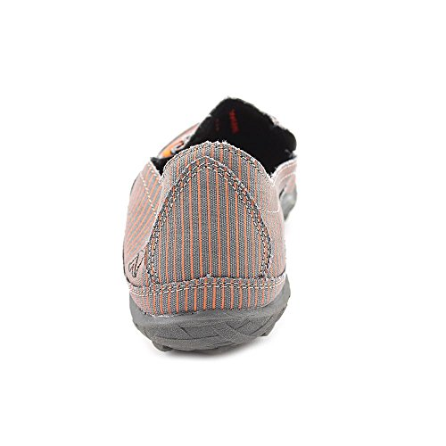 Grey Grey Orange Slipper Cushe Pinstripe Orange Mens Slipper 1vXwqX