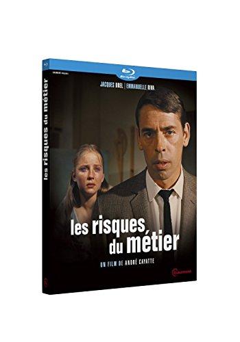 Risky Business (1967) ( Les risques du métier ) [ Blu-Ray, Reg.A/B/C Import - France ]