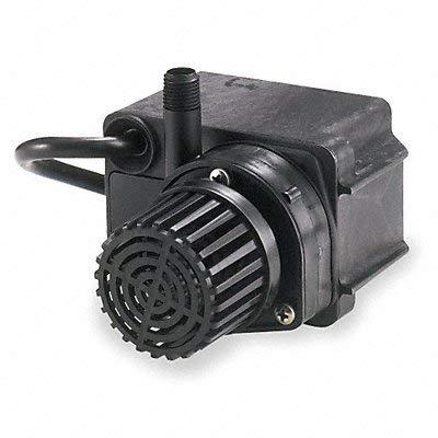 Pump, 4-15/16 In. L, 2-3/4 In. W