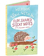 Stick with Me / Wild Love Shaped Sticky Notes