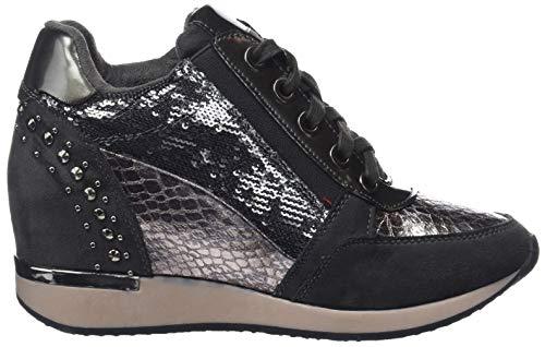 Zapatillas Xti 48262 Para Gris grey Altas Mujer 5RwBxrRnH