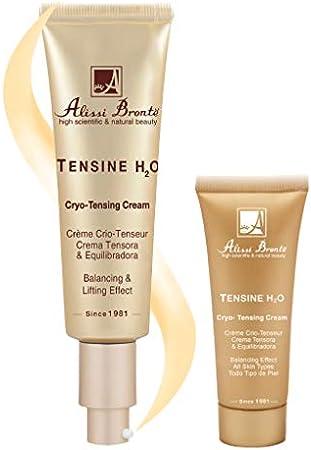 TENSINE H2O Crema Crio-Tensora. Crema facial anti-edad. 50 ml + Regalo Tamaño Viaje. 20 ml.