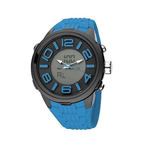 Reloj NOWLEY 8-5268-0-3 - Reloj chico digital y analógico con correa de  silicona  Amazon.es  Relojes 7361d0e04a7d
