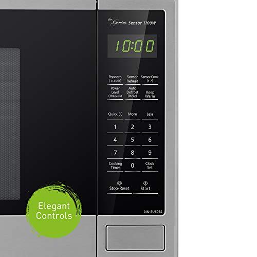 Panasonic Countertop Microwave Oven image 3