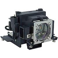 GOLDENRIVER ET-LAV100 Projector Lamp ET-LAV100 Compatible Bulb with Housing for Panasonic PT-VW330 PT-VX400 PT-VX400NT PT-VX41 Projectors
