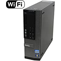 Dell Optiplex SFF/Desktop Desktop PC - Intel Core i5-2400 3.1GHz 8GB 1TB DVD Windows 10 Professional (Certified Refurbished)
