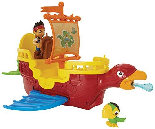 Fisher-Price Disney Jake & the Never Land Pirates, Skully's Soaring Ship ()