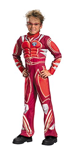 [Costumes For All Occasions DG24331K Hot Wheels Vert Wheeler Muscle 7-8] (Vert Wheeler Costume)