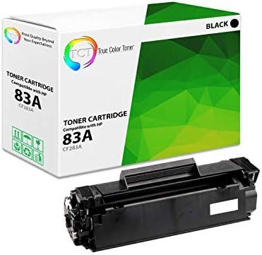 CF283A 83A Toner Cartridges Black for HP LaserJet Pro MFP M225dn Printer 2 Pack