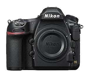 Nikon D850 Body Only, Black (VBA520AA)