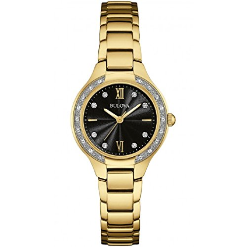 Bulova-Ladies-Gold-Tone-Stainless-Steel-and-Diamond-Watch-with-a-Scratch-Resistant-Sapphire-Glass