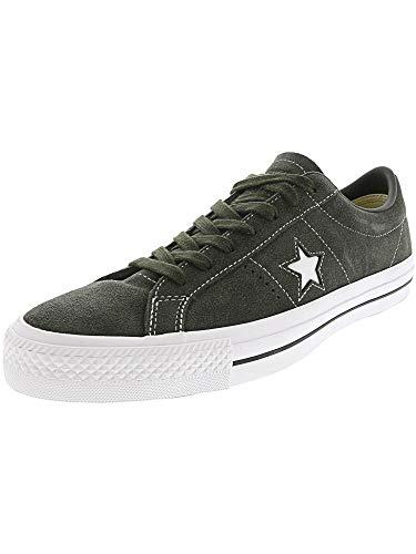 Converse One Star Pro Ox Sequoia/White Skate Shoes Men's 10M/Women's 12M Converse One Star Shoes