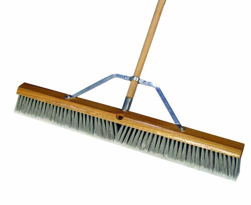 Bon 84-518 36-Inch Silver Tip Flagged Broom with Handle by BON (Image #1)